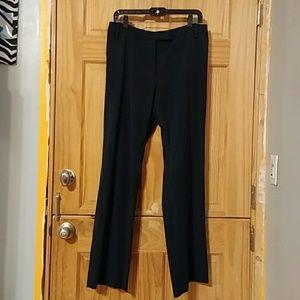 Grace Elements Navy dress pants size 10